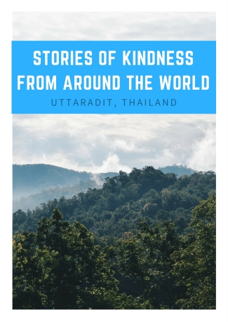 Stories of kindness from around the world - Mangos in Uttaradit